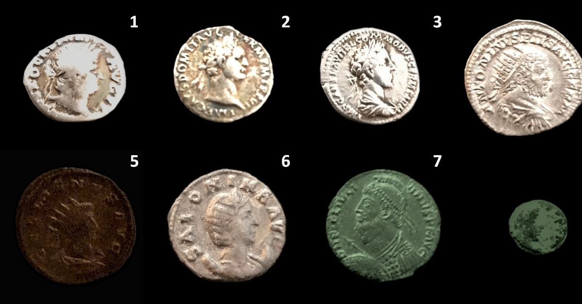 Coinage Of Later Imperial Rome