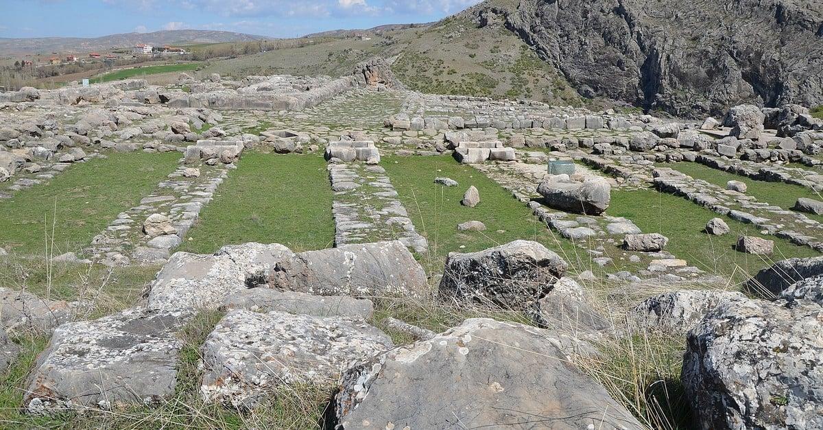 Bronze Age Collapse - World History Encyclopedia