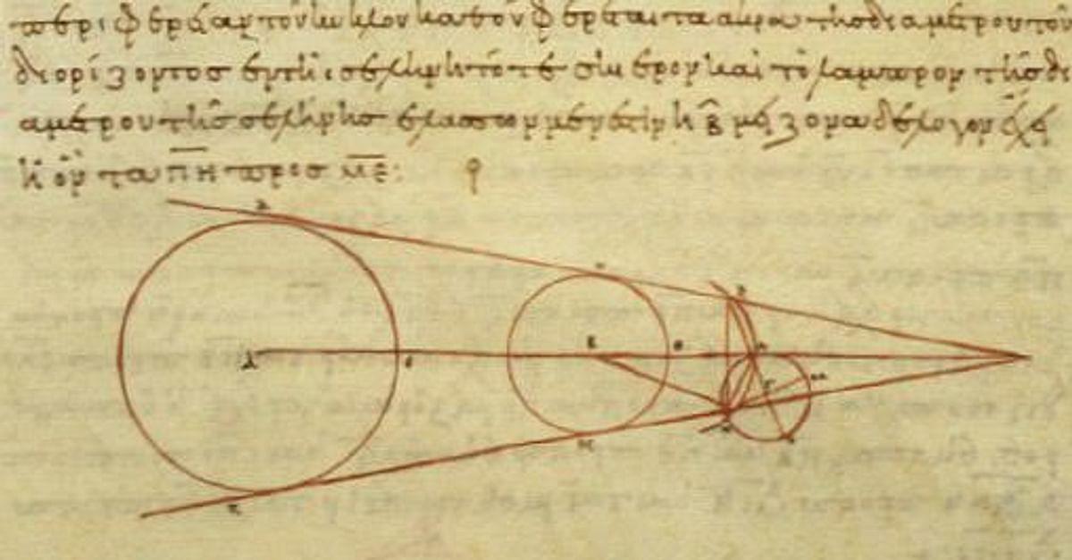 Aristarchus Of Samos Ancient History Encyclopedia