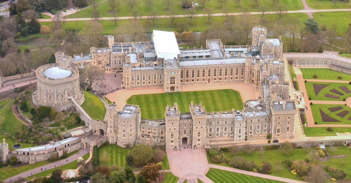 Windsor Castle World History Encyclopedia