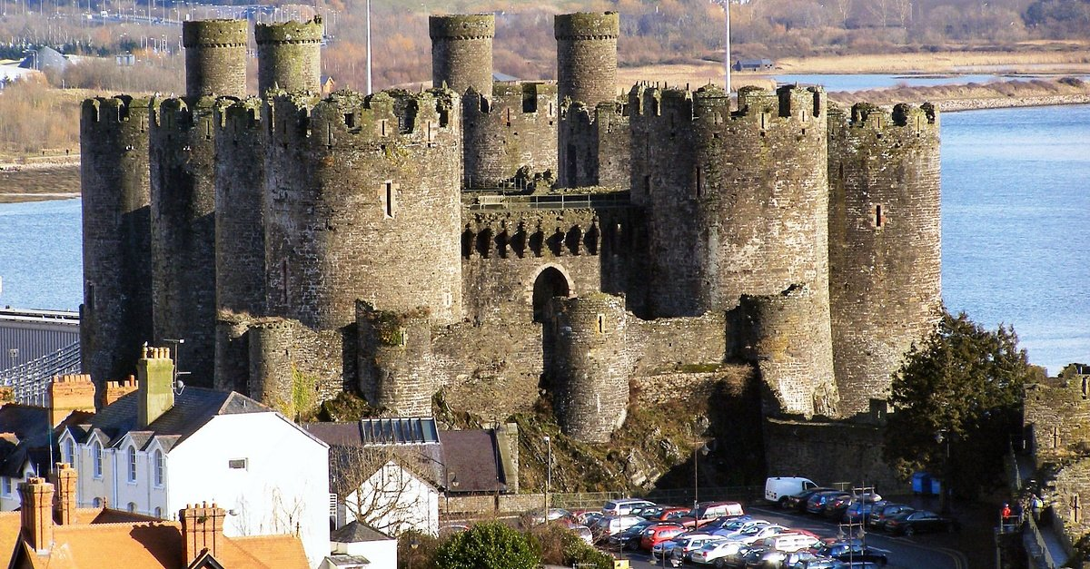 Conwy Castle - World History Encyclopedia