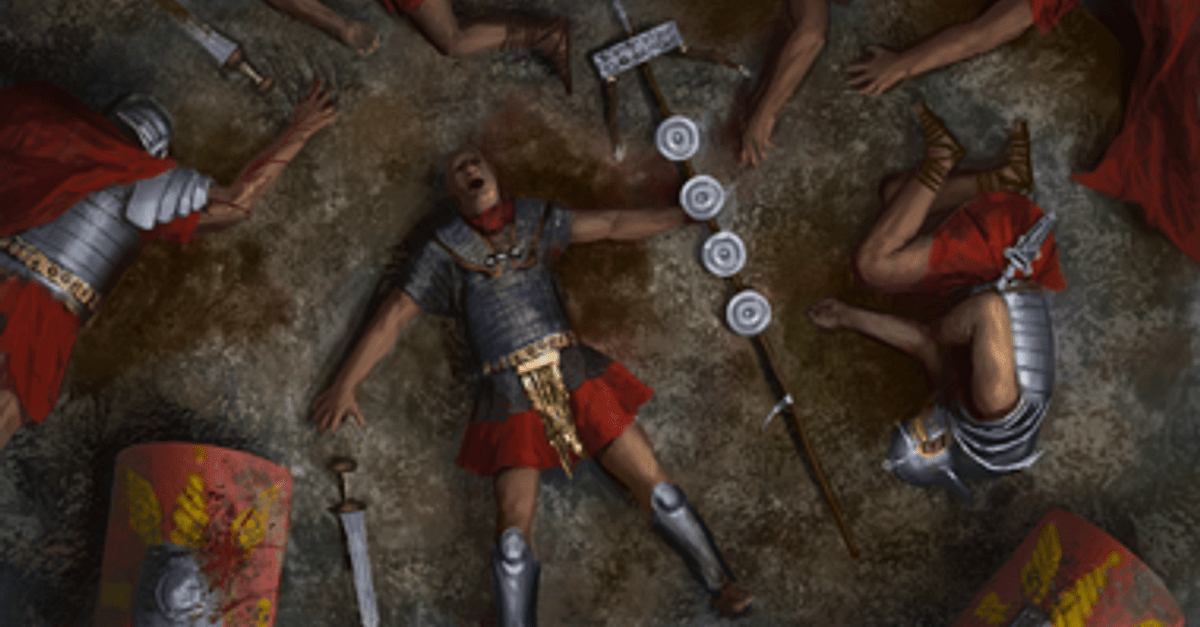 The Year of the Four Emperors the Demise of Four Roman Legions