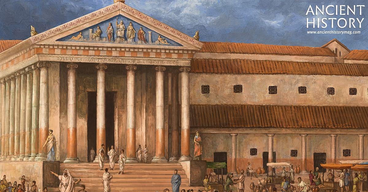 Roman Society - Text True/False