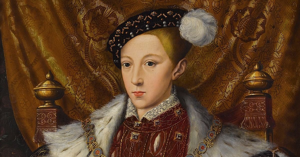 Edward VI of England - World History Encyclopedia