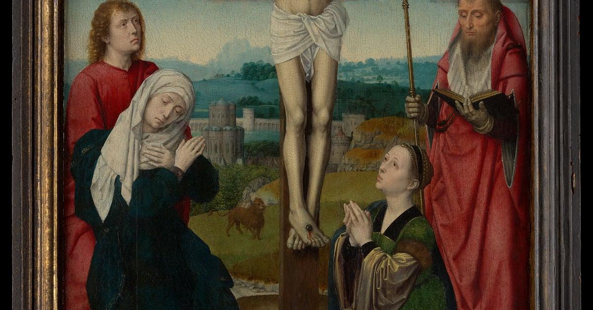 Jesus Crucified - YouTube