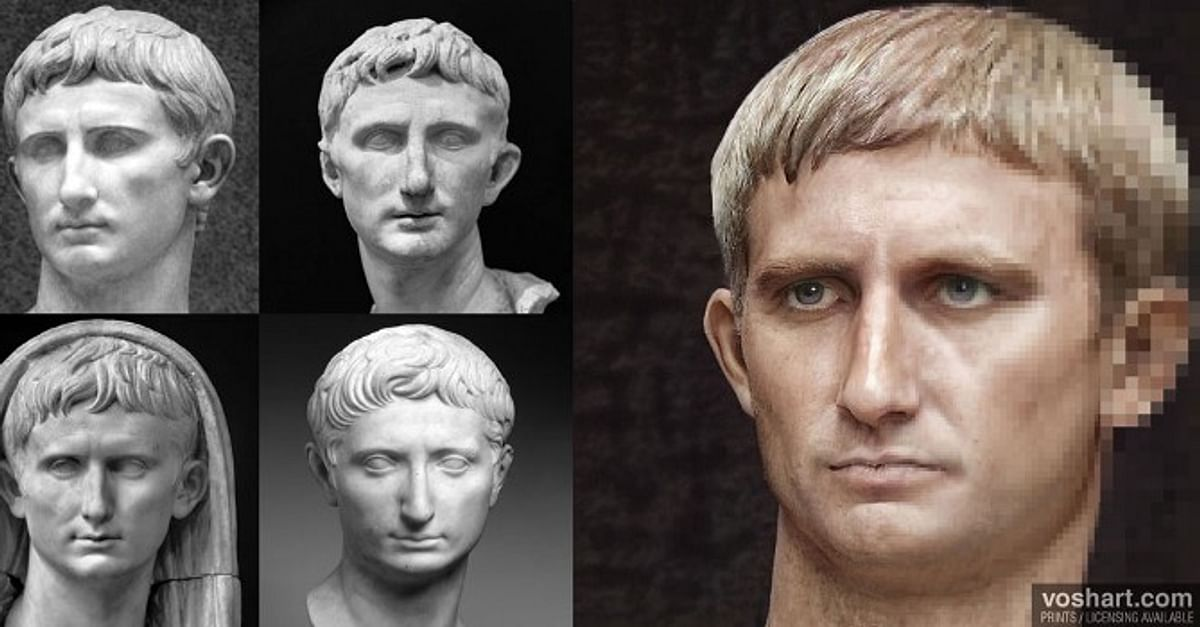Faces of the Roman Empire: From Augustus to Domitian
