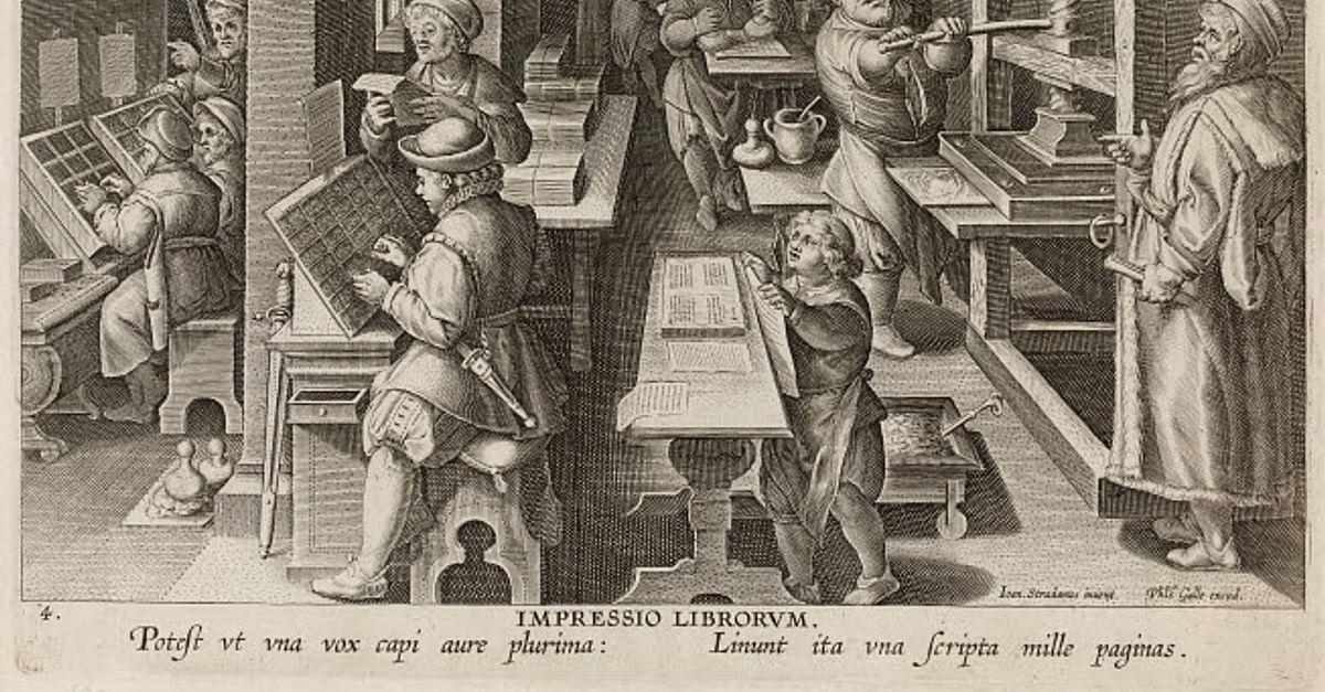 The Printing Revolution in Renaissance Europe - World History Encyclopedia