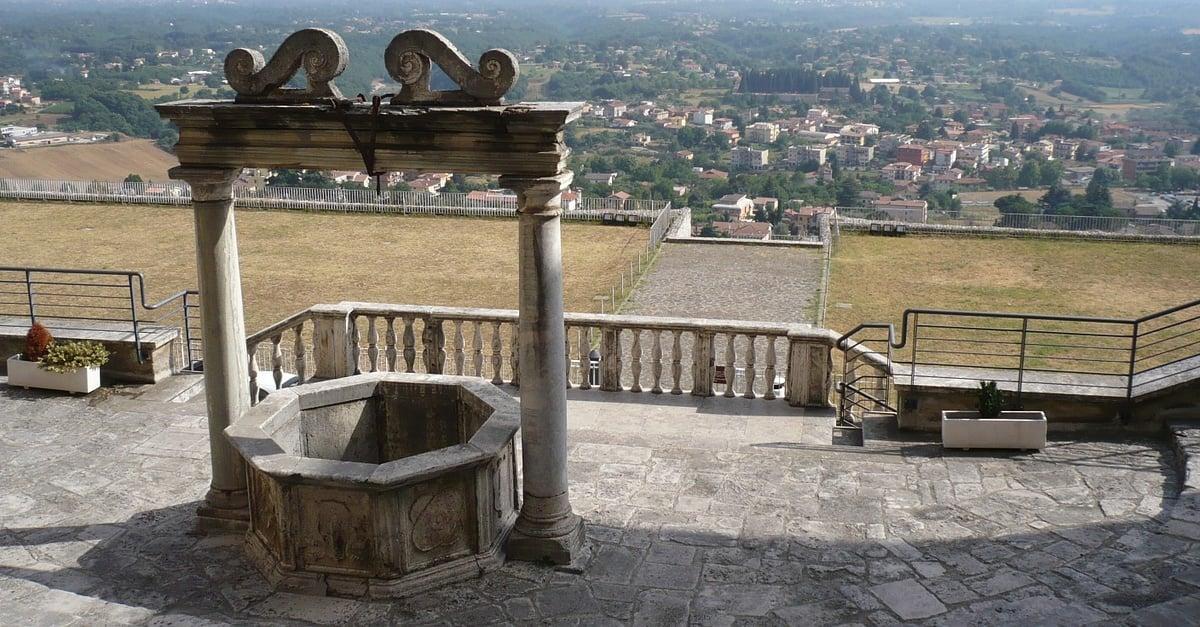 Santuario della Fortuna Primigenia - Enciclopedia della storia del mondo