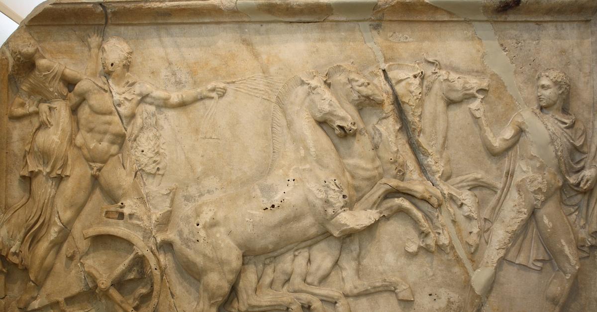 Hercules Abducting Iole