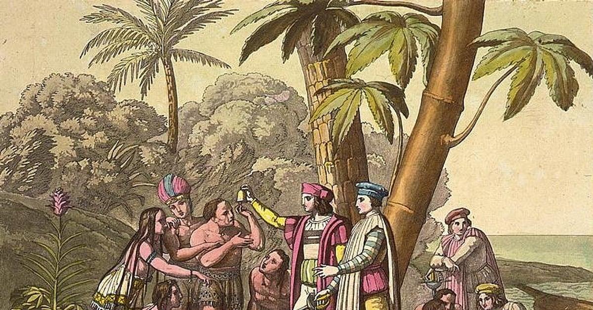 Native American Enslavement in Colonial America
