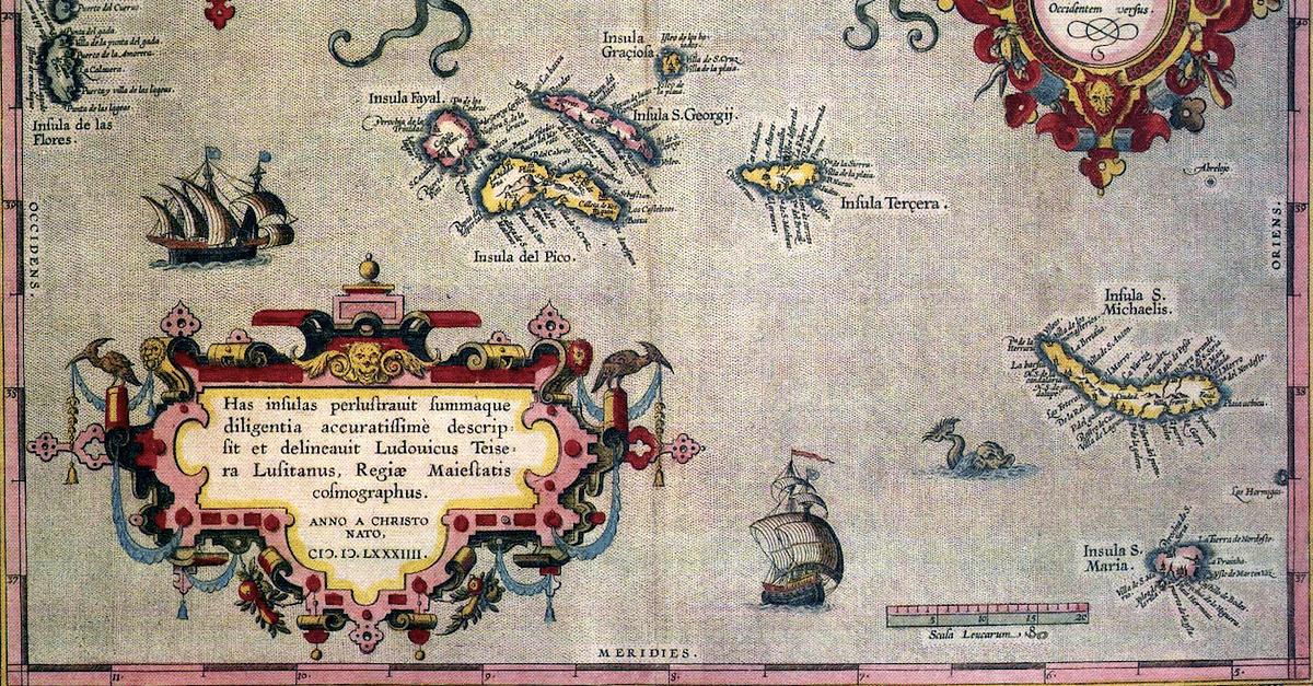 The Portuguese Colonization of the Azores