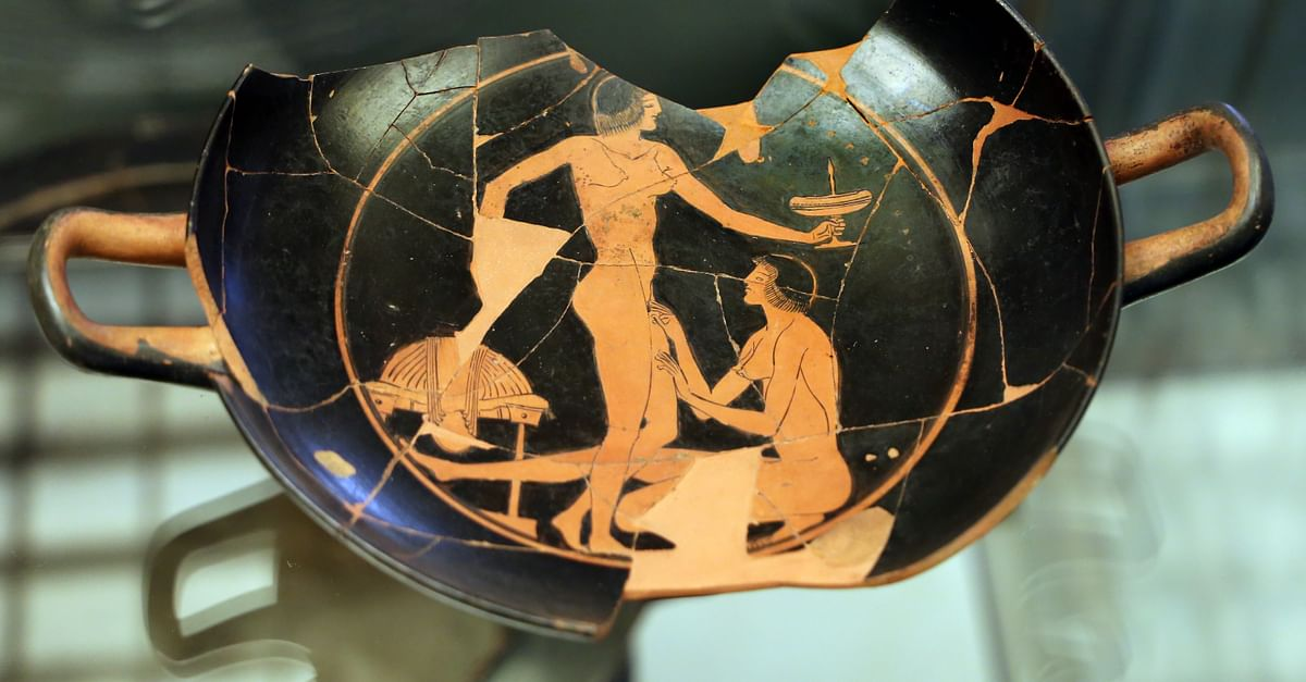 LGBTQ+ in the Ancient World