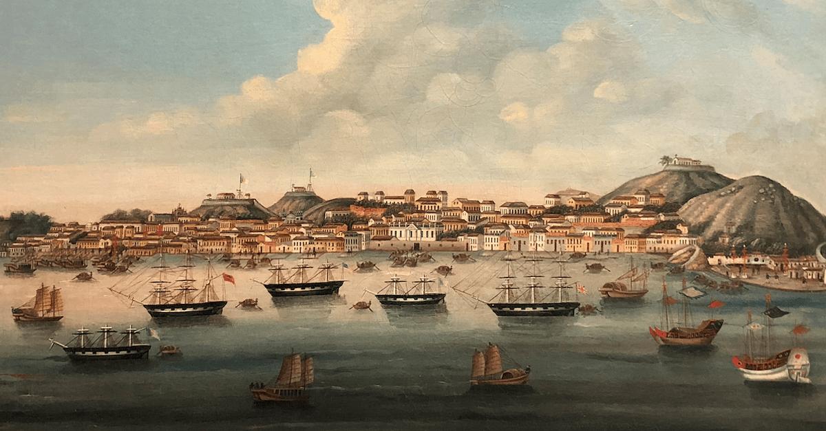 History of the Portuguese Empire  - cover