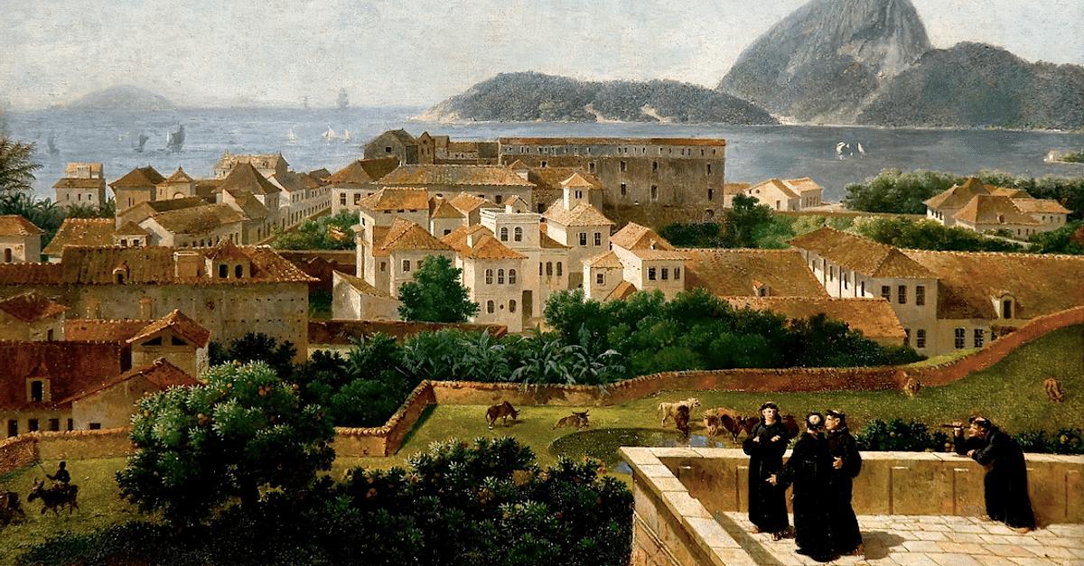 Portuguese Brazil – World History Encyclopedia