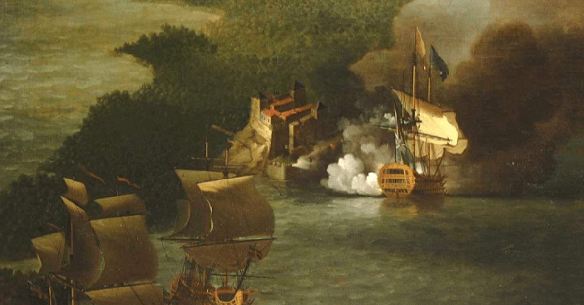 Treasure Ports of the Spanish Main