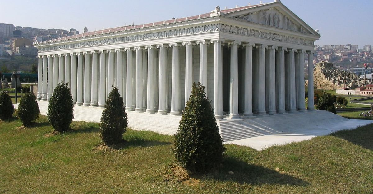 Temple of Artemis at Ephesus - Ancient History Encyclopedia