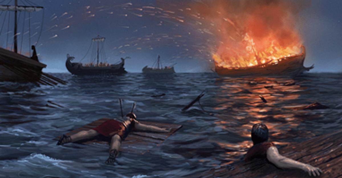Roman Naval Warfare