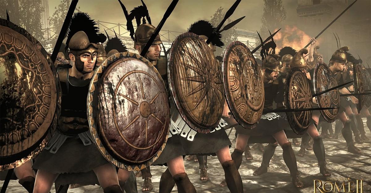 The Greek Phalanx