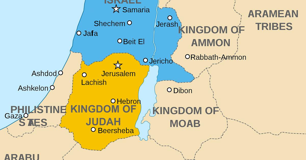 Israel - Ancient History Encyclopedia