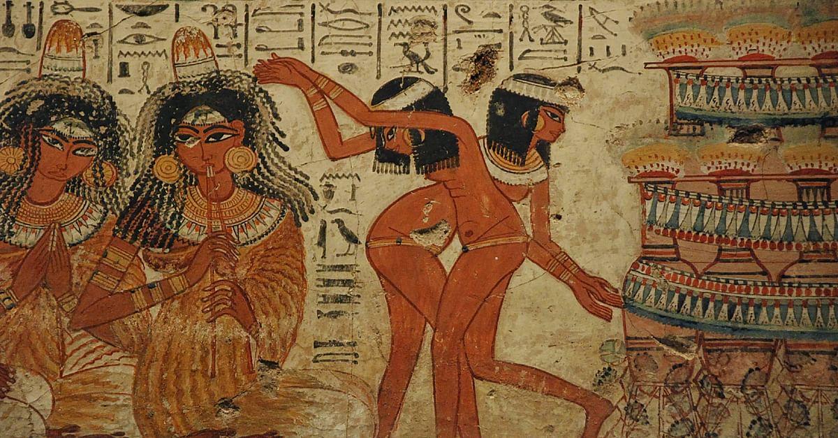 Historia y arqueologia. Egipto antiguo