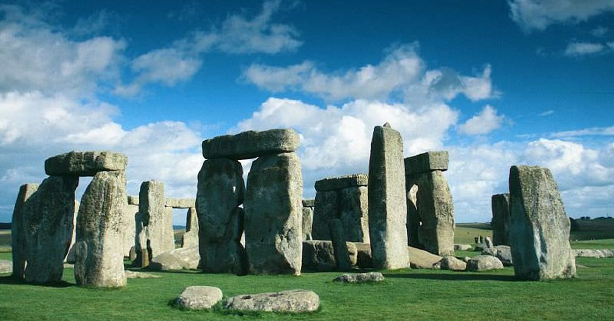 Stonehenge - Ancient History Encyclopedia