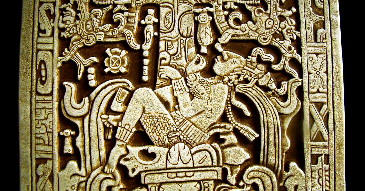 Tikal Temple Images, Stock Photos & Vectors | Shutterstock | 627x1200