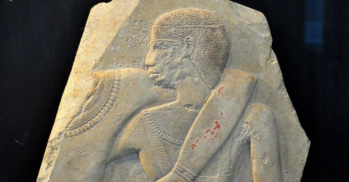 Mentuhotep II Relief