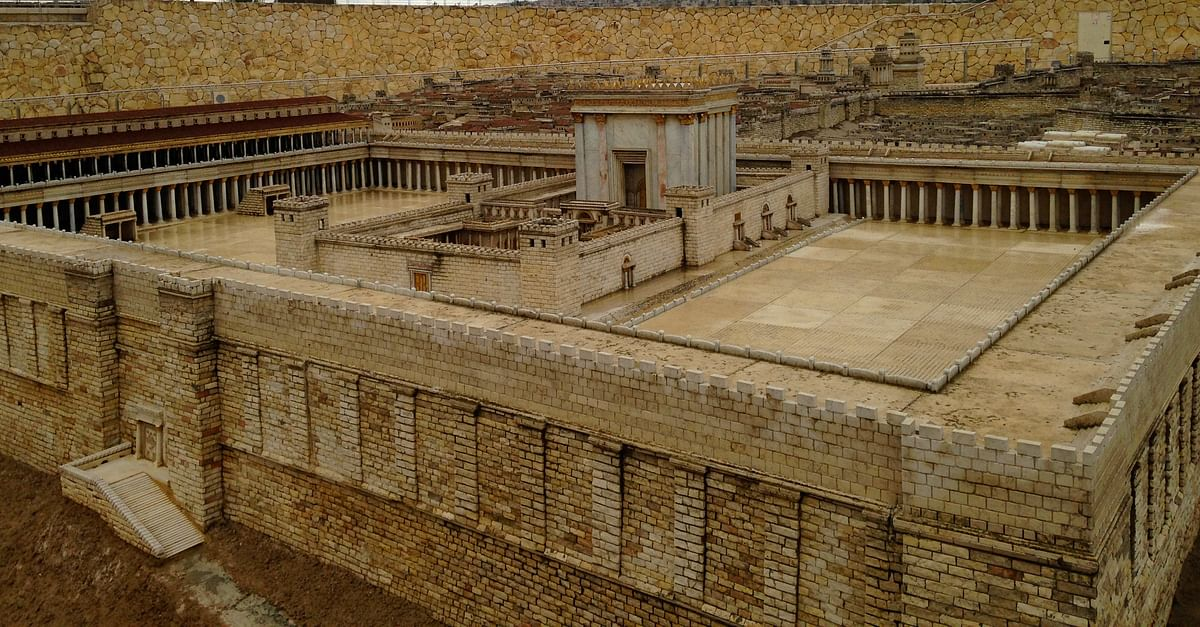 king herod\'s temple diagram the temple in jerusalem ancient history encyclopedia  the temple in jerusalem ancient