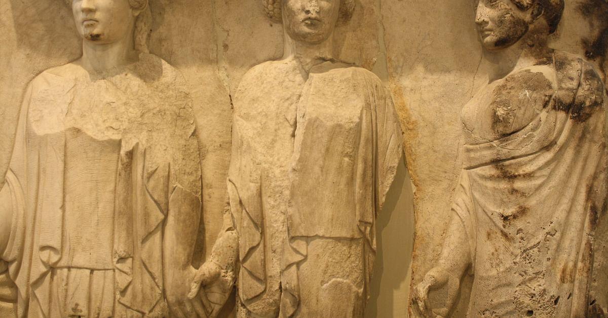 Three Graces Relief, Piraeus