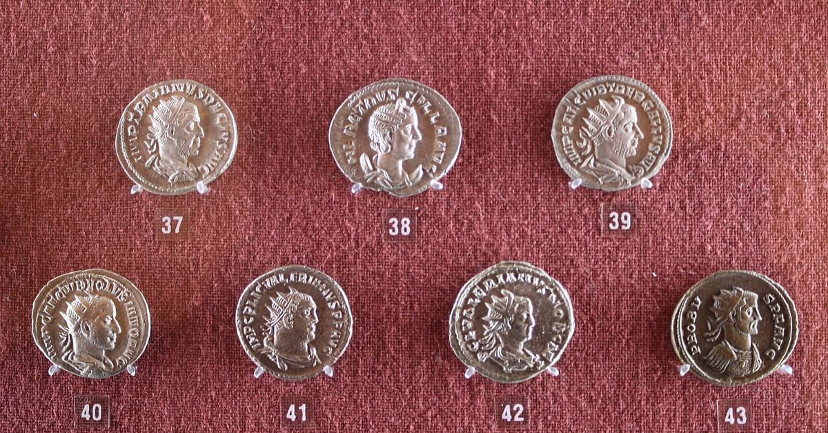 Roman Coinage Ancient History