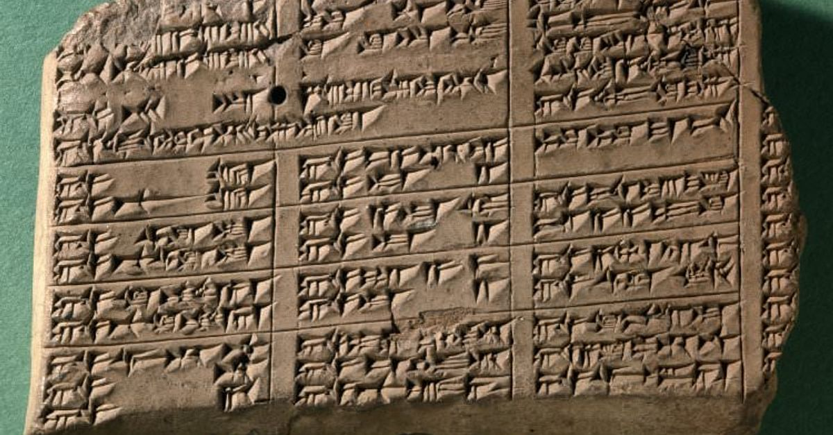 Cuneiform - Ancient History Encyclopedia