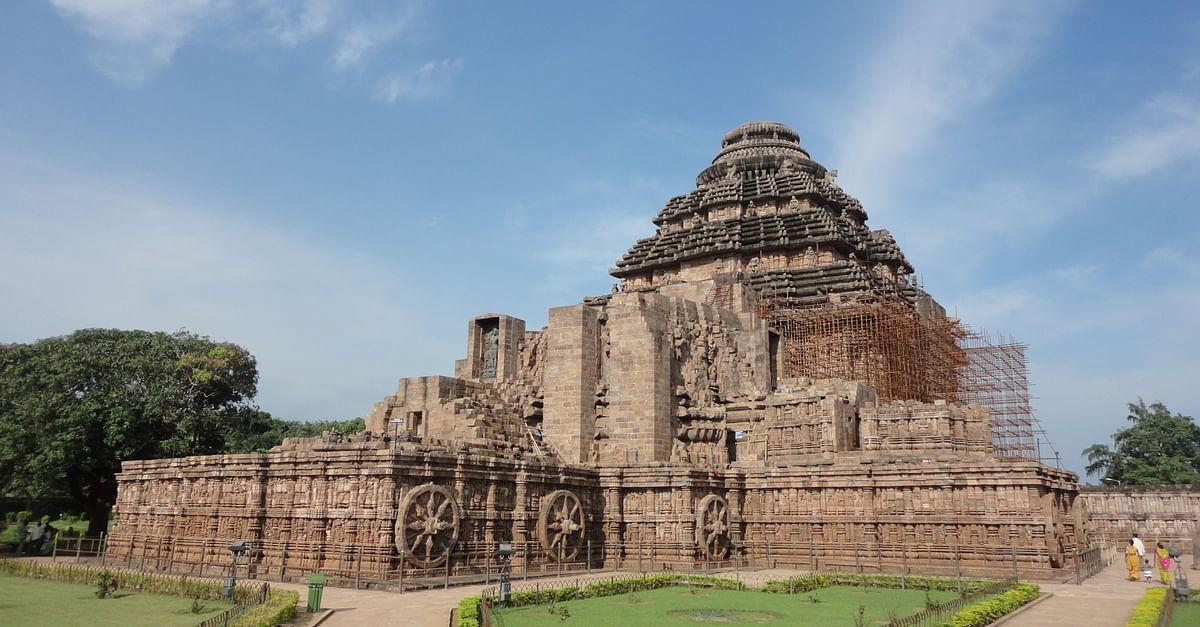 Konarak Sun Temple - Ancient History Encyclopedia
