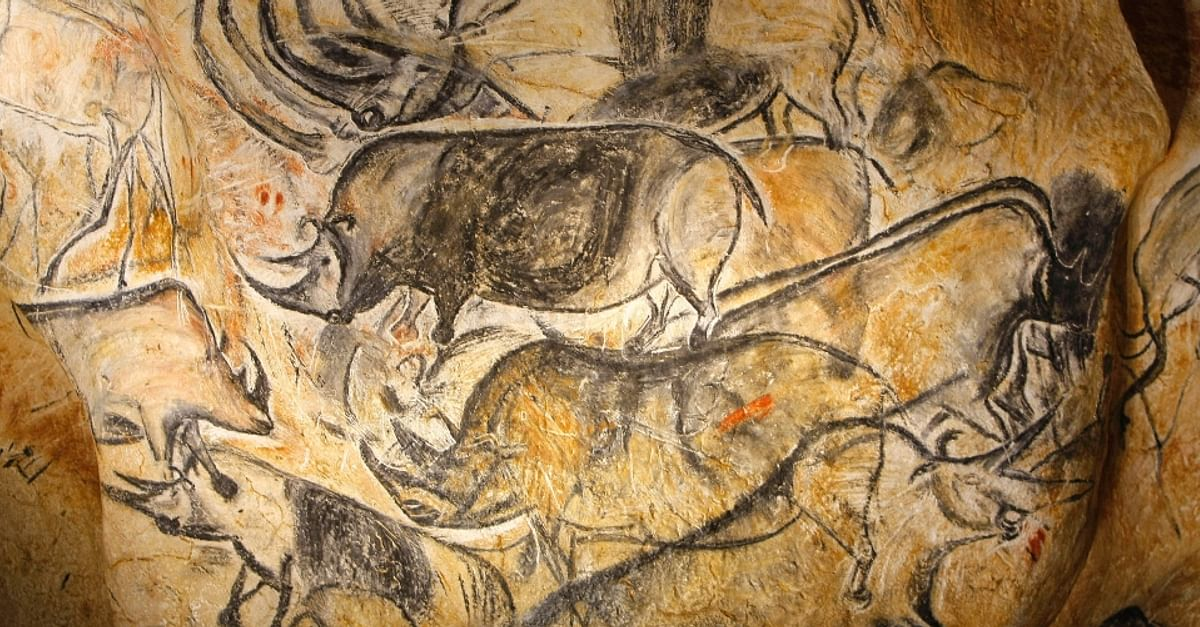 The art of Chauvet cave 6350