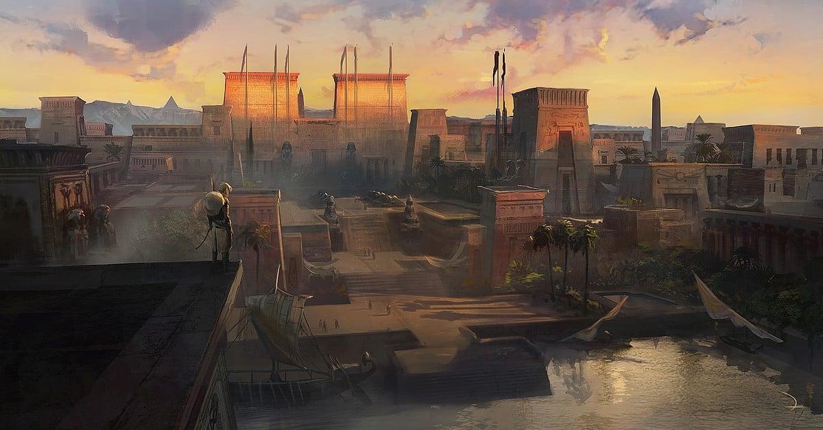 Memphis (Ancient Egypt) - Ancient History Encyclopedia