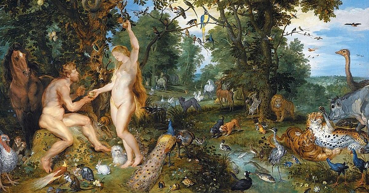 Garden Of Eden Ancient History Encyclopedia