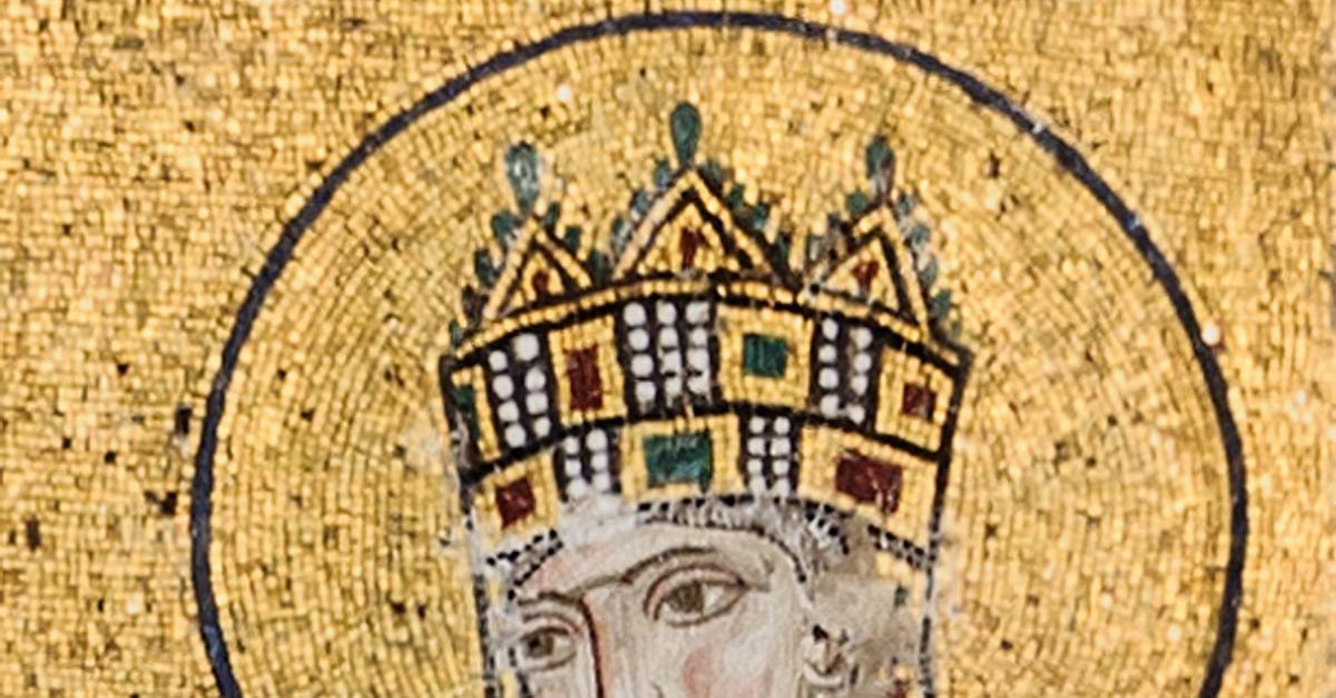 Byzantine Empress Zoe