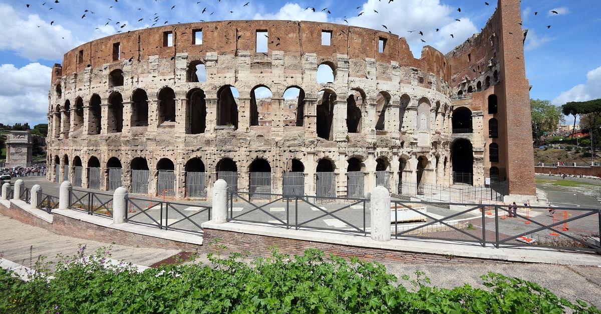 Ten Facts You Need to Know about Ancient Rome