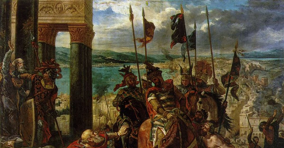 Fourth Crusade - Ancient History Encyclopedia