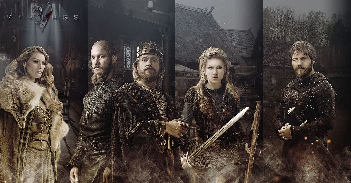 Vikings Tv Series Truths And Fictions Ancient History Encyclopedia