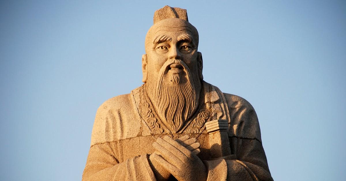 Confucius - World History Encyclopedia