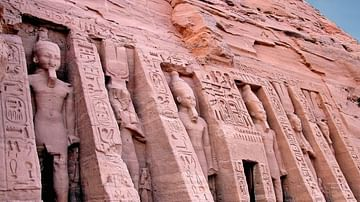 The Small Temple, Abu Simbel