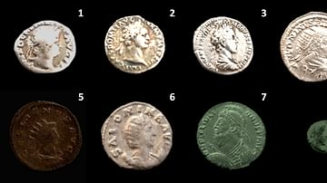 Follow the Money.  The Coinage of Later Imperial Rome:  A Reflection of Economic Stress and Decline