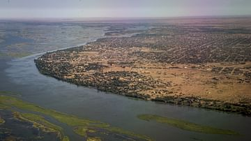 Gao & the Niger River