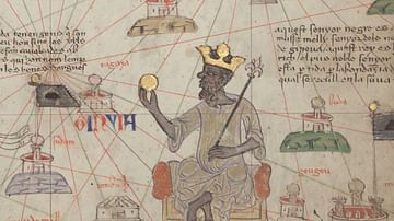 Mansa Musa of the Mali Empire