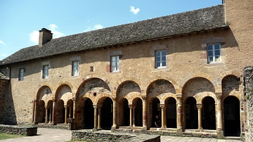 Romanesque Abbey Church of Sainte Foy