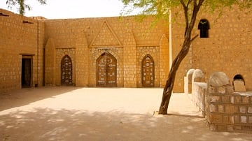 Islamic Architecture in Mali