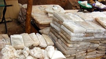 Salt Slabs, Timbuktu
