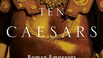 Ten Caesars by Barry Strauss
