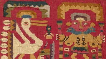 Interview: Super/Natural: Textiles of the Andes