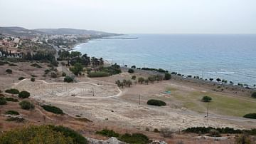 Agora of Amathous, Cyprus